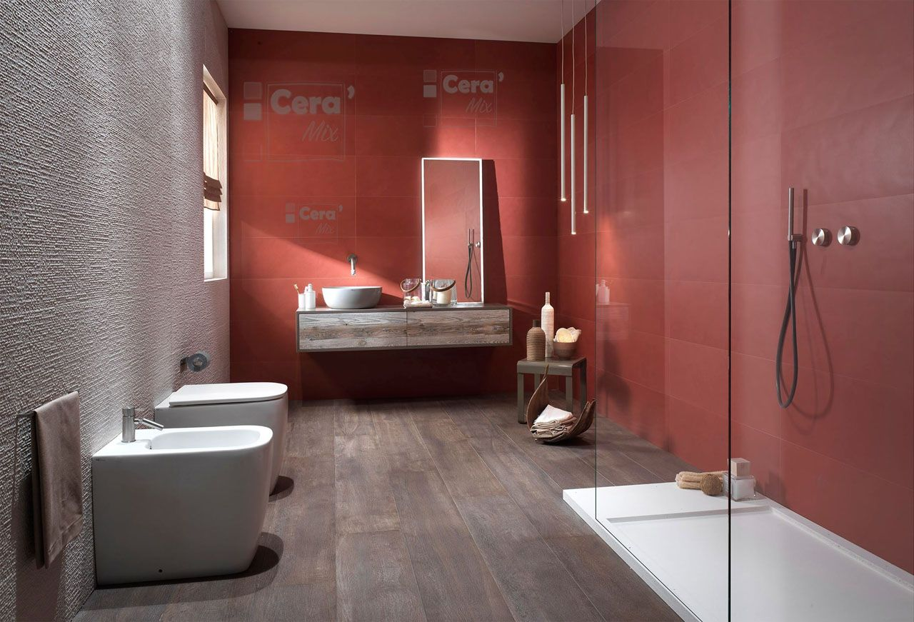 Carrelage salle de bain - Ceramix